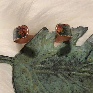 Jewelry - Beautiful Copper Hummingbird Bracelet